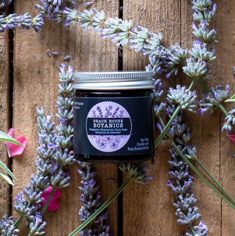 Bergamot, Chamomile, Sage, Geranium & Lavender Mini Jar 60ml