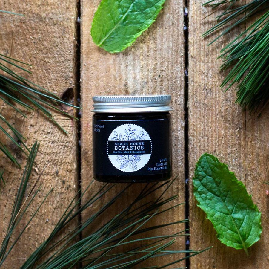 Sea Mint, Pine & Eucalyptus Mini Jar 60ml