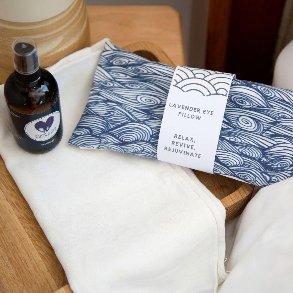 'Sleep' (100 ml) with Lavender Eye Pillow