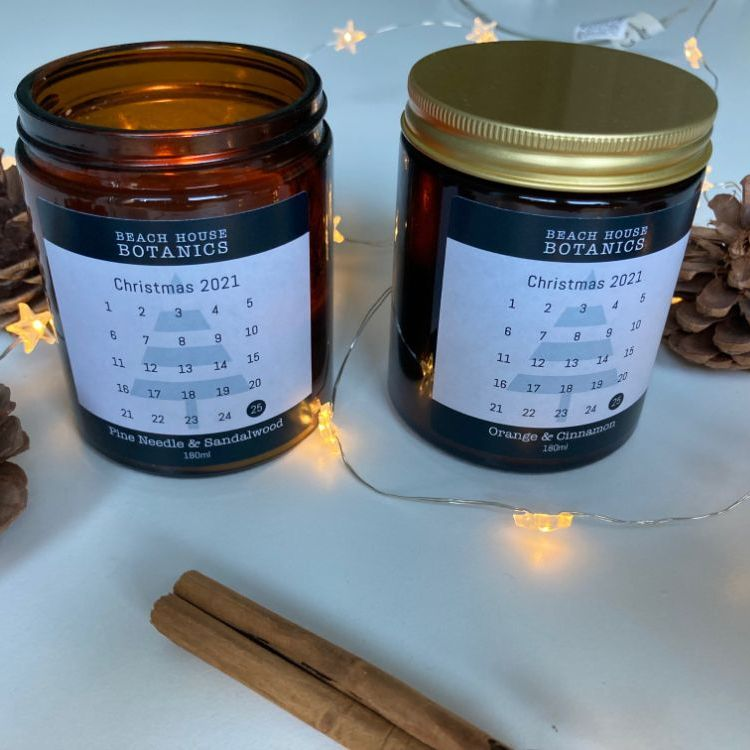 *NEW* Advent Candles