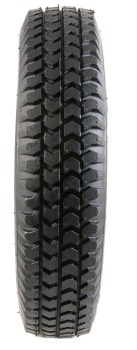 Cheng Shin 3.00- 8 Black Block Tyre