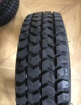 Black block tyre 4.10/3.50-6