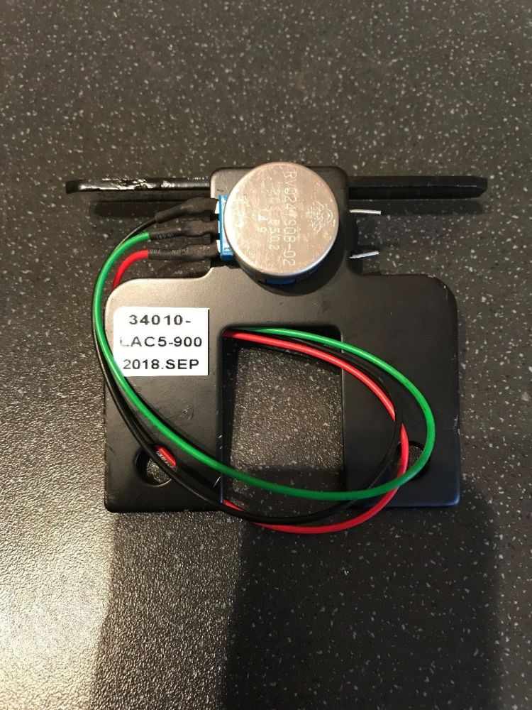 Kymco Days Strider Wig Wag throttle pot assembly