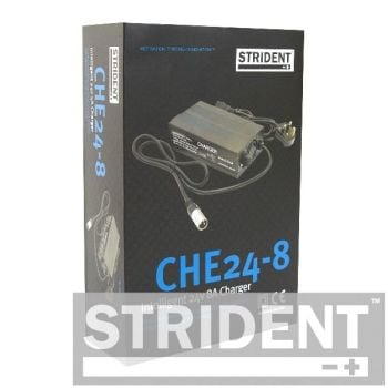Strident 24 Volt 8 Amp Battery charger