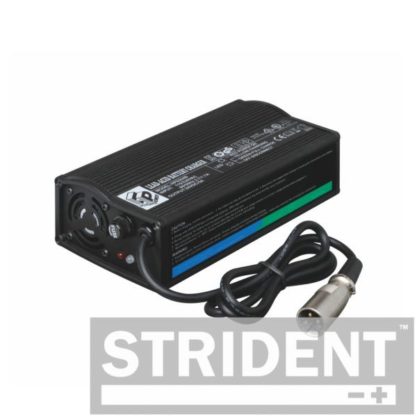 Strident High Power 24 Volt 5 amp charger