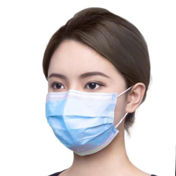 10 Disposable face masks