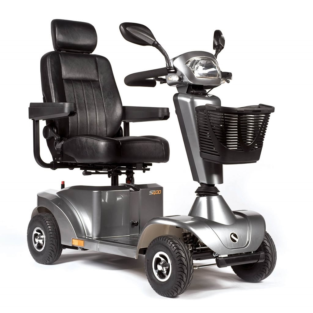 Sterling S400 Class 2 pavement mobility scooter