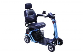 Rascal Liteway 8 portable class 3 8 mph boot mobility scooter