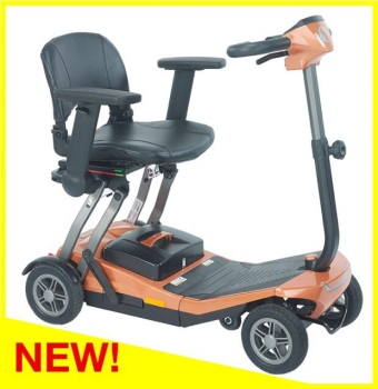 Rascal Smilie Auto portable mobility scooter
