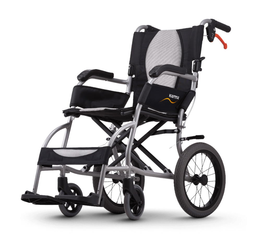 Ergo Lite ultra lightweight wheelchair