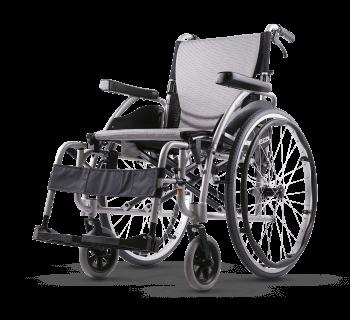 karma Ergo 125 transit and self propel wheelchair