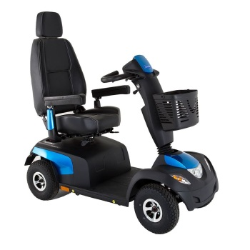 Invacare Orion Pro 8 mph road legal mobility scooter