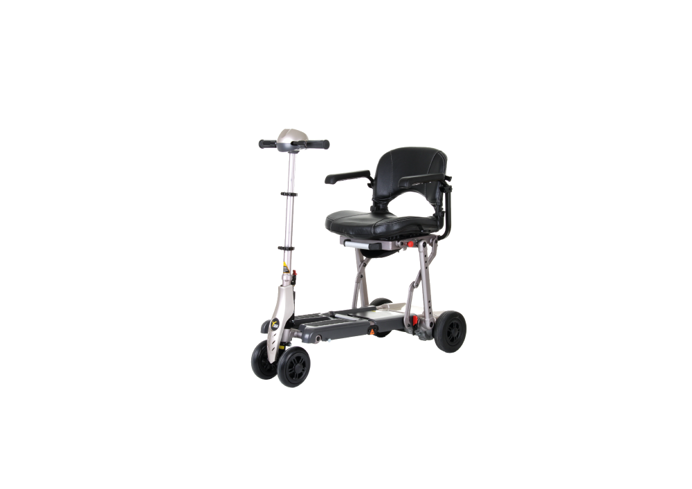 Van Os Excel Yoga portable folding mobility scooter