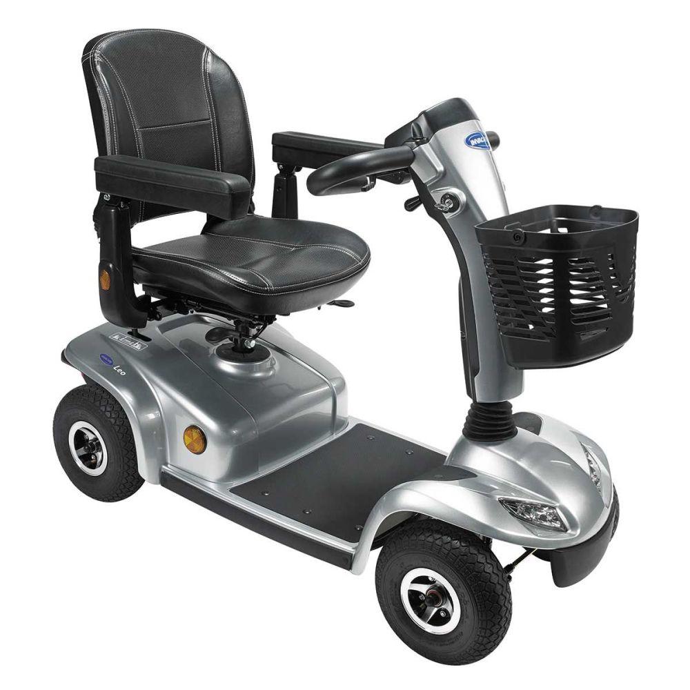 Invacare Leo 4 mph pavement scooter