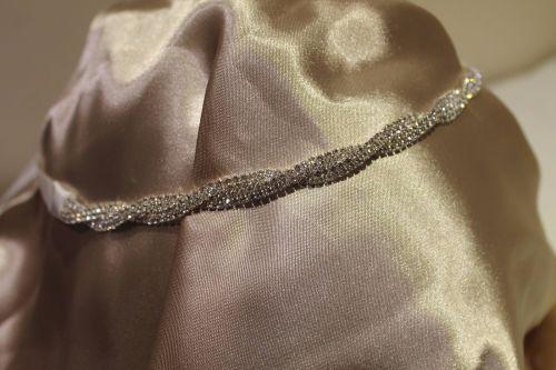 Wedding Crystal Diamante Hairband