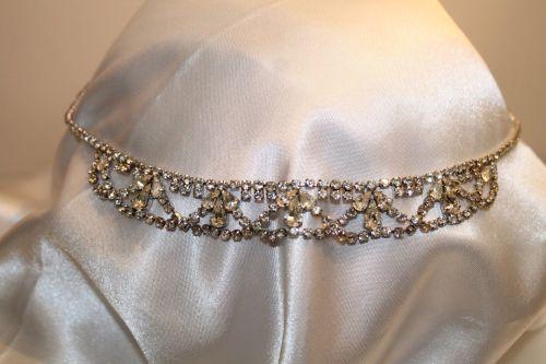 Crystal Wedding Headband