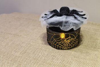 Spider Halloween Jar