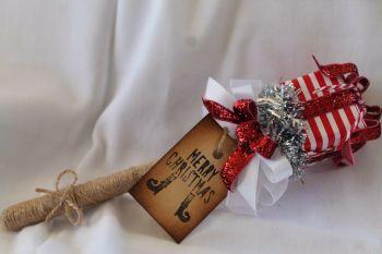 Christmas Present Pen