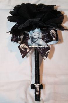 Marilyn Monroe Flower Pen