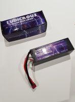 LUDICROUS 8000mAh 4s 14.8v RACE SPEC LIPO 100c constant 200c burst. 2c charge
