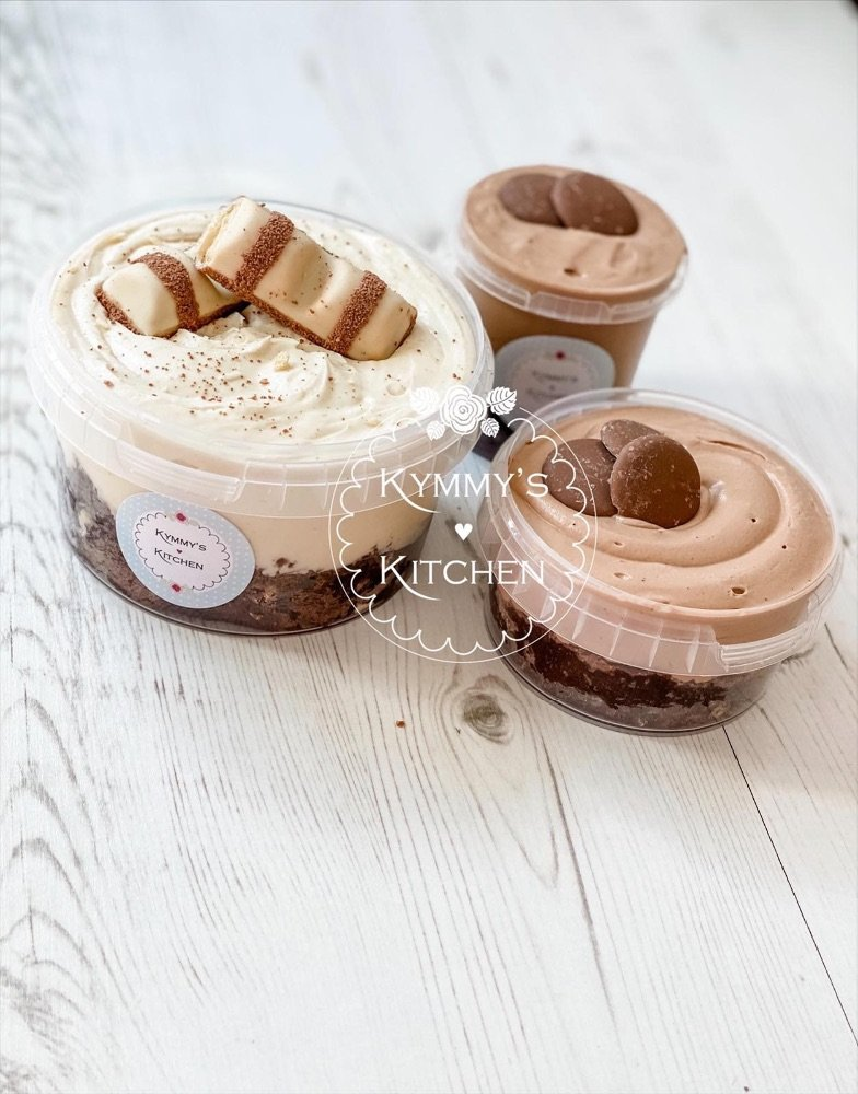 Cheesecake Treats - COLLECTION ONLY