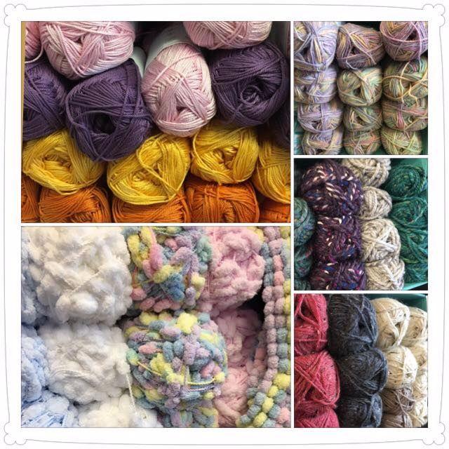 Yarn, stylecraft, Sirdar