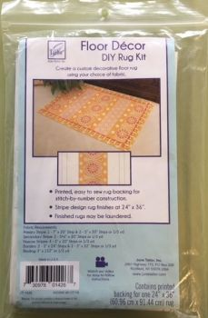 Quilt As You Go - Floor Decor DIY Rug Kit