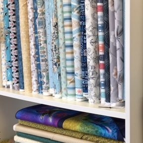 Fabric on the bolt -priced and sold in 0.5m units