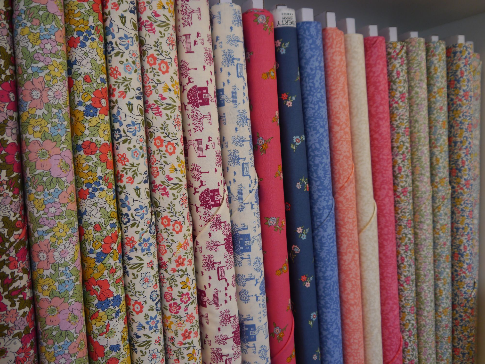 Apporved Stockist Liberty Fabric