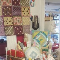 Shop, fabric, gifts