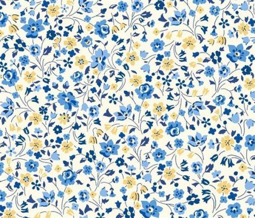 The Orchard Garden - Kimberly & Sarah - Blue - Liberty - EQS