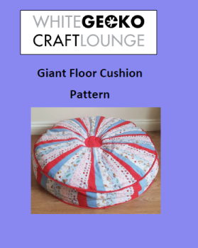 The Giant Floor Cushion Pattern