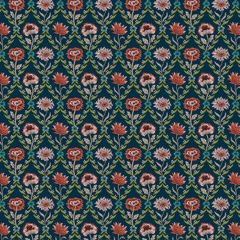 "Liberty The Summer House Collection ""Kew Trellis Terracotta LF04775670X"""