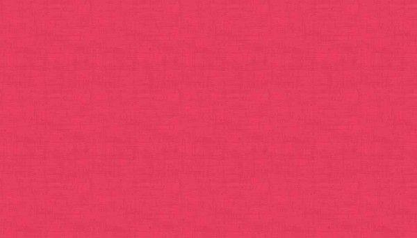 Makower 1473/P6 Fuchsia Linen Texture