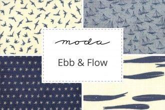MODA Ebb & Flow by Janet Clare