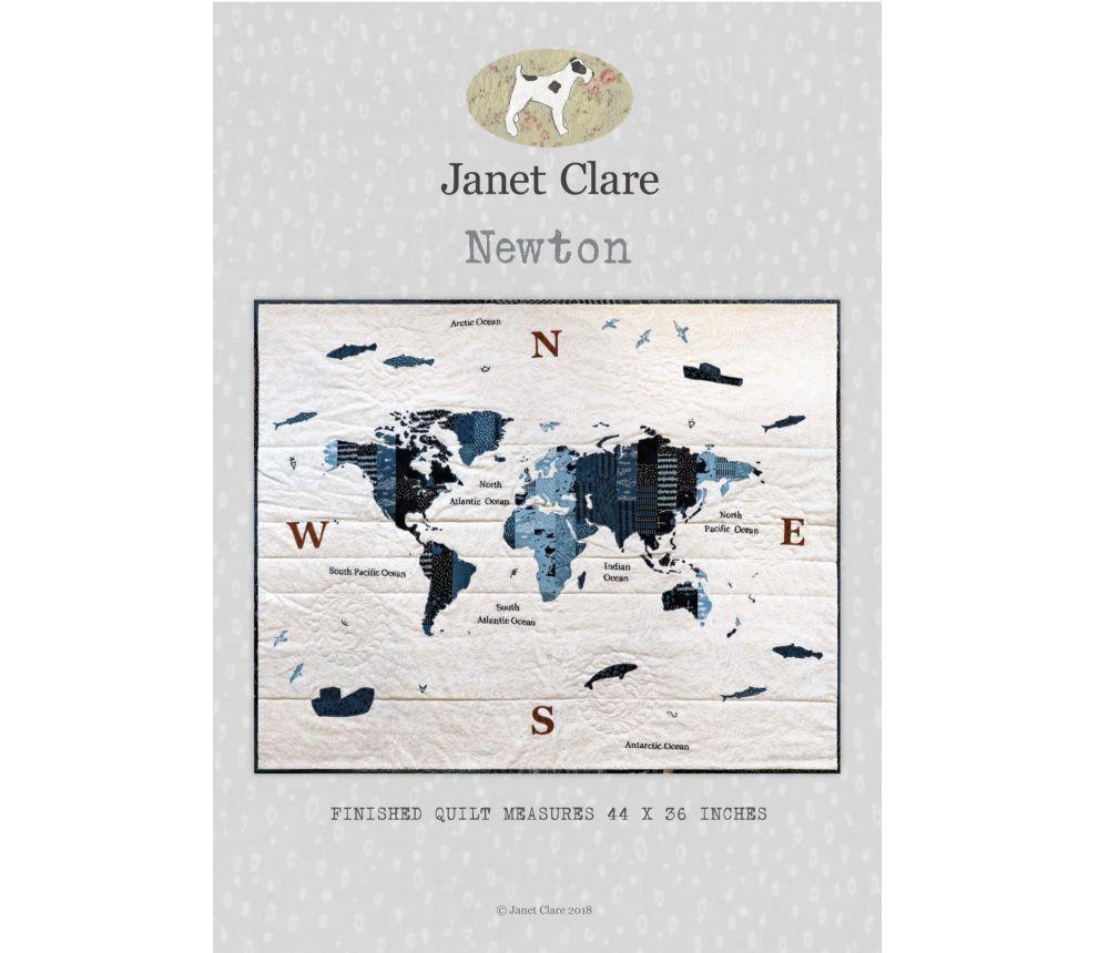 Janet Clare's Newton (JC185)