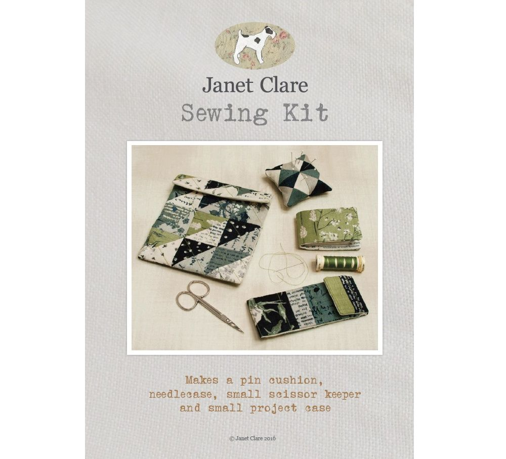Janet Clare's Sewing Kit (JC129)