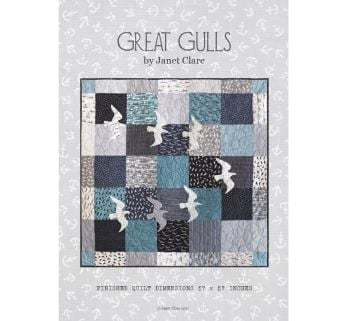 Janet Clare's Great Gulls (JC160)