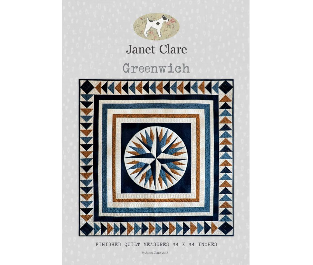 Janet Clare's Greenwich (JC184)