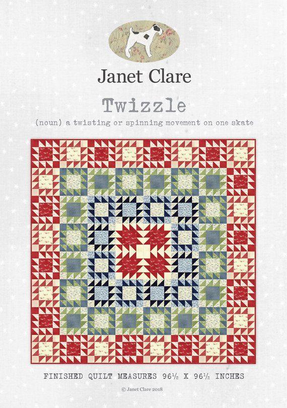 Janet Clare's Twizzle (JC182)