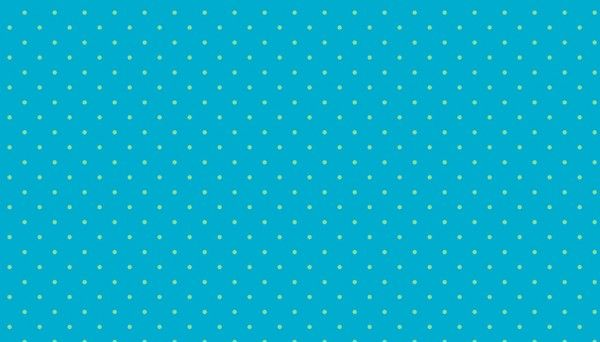Makower Candy Dot Teal