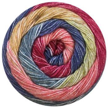 Batik Swirl 3733 - Rainbow