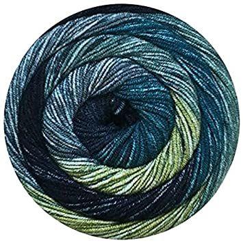Batik Swirl 3732 - Blue Ocean
