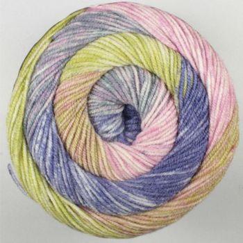Batik Swirl 3740 - Spring Garden