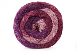 Batik Swirl 3741 - Foxglove