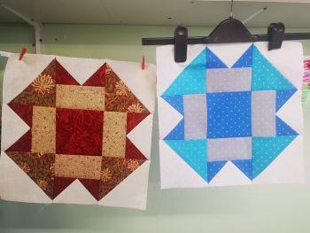 3D Illusion Block Pattern