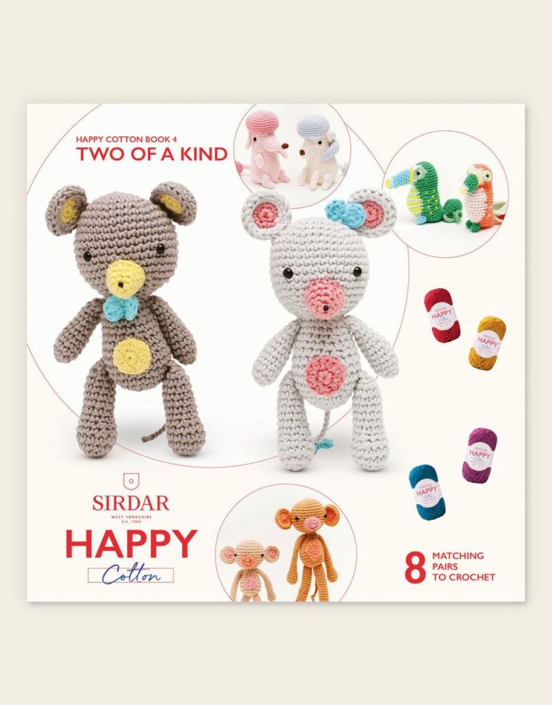 Sirdar Happy Cotton Book - Two of a Kind