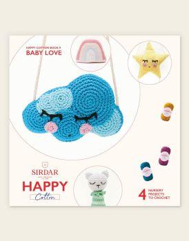 Sirdar Happy Cotton Book - Baby Love