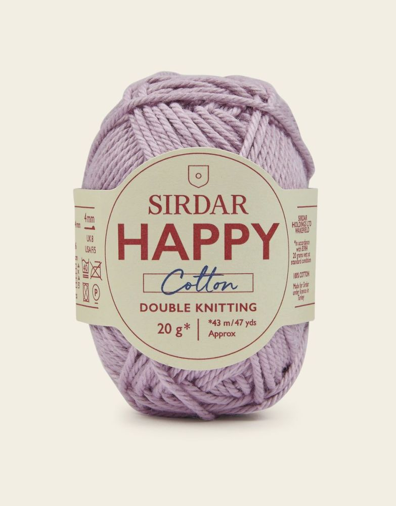 Sirdar Happy Cotton - Unicorn