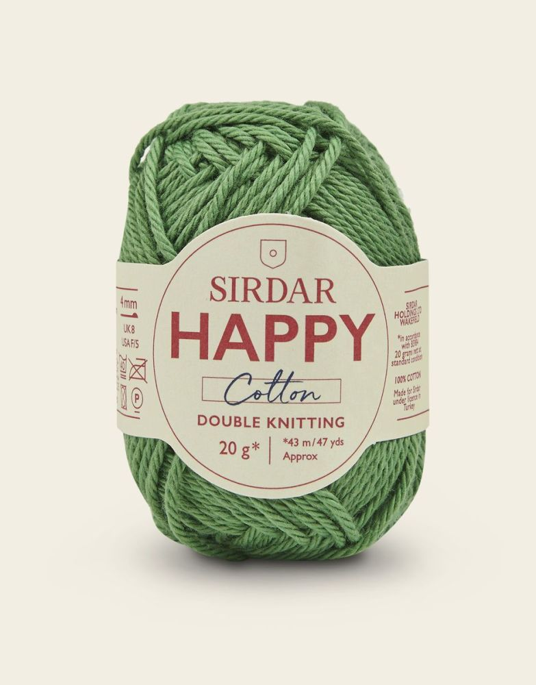 Sirdar Happy Cotton - Treetop